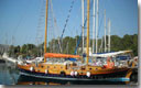 traditional wooden yachts